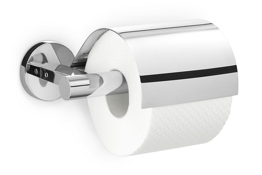 zack edelstahl toilettenpapierhalter wc rollenhalter scala. Black Bedroom Furniture Sets. Home Design Ideas
