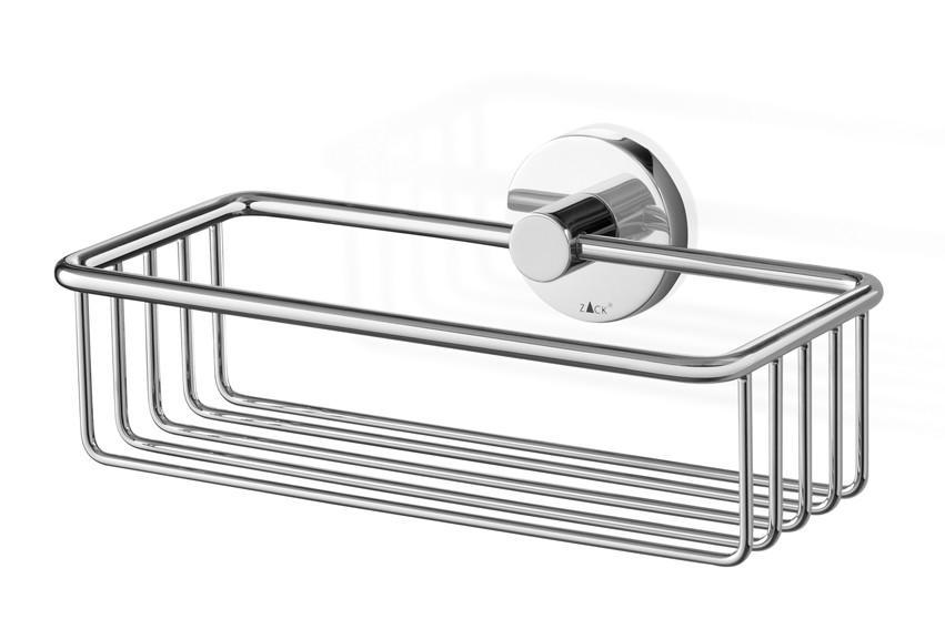 Huppe Schuifdeur Badkamer ~ Zack edelstahl duschkorb scala ablage badablage duschablage poliert